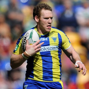 Joel Monaghan scored four tries for Warrington