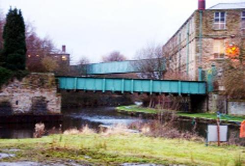 Burnley and Pendle Citizen: Finsley gate mill