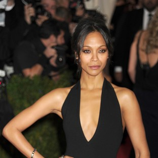 Zoe Saldana has said she just knew her husband was Mr Right