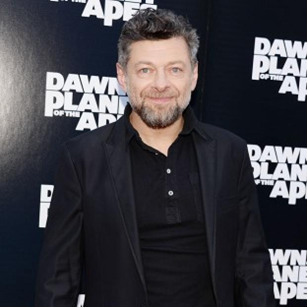 Burnley and Pendle Citizen: Andy Serkis has said playing an ape is tough on the legs