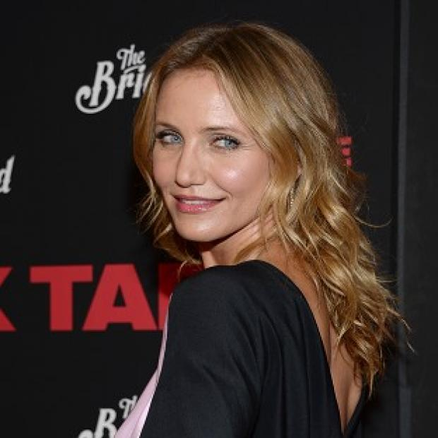 Burnley and Pendle Citizen: Cameron Diaz sparked speculation about her friendship with Drew Barrymore