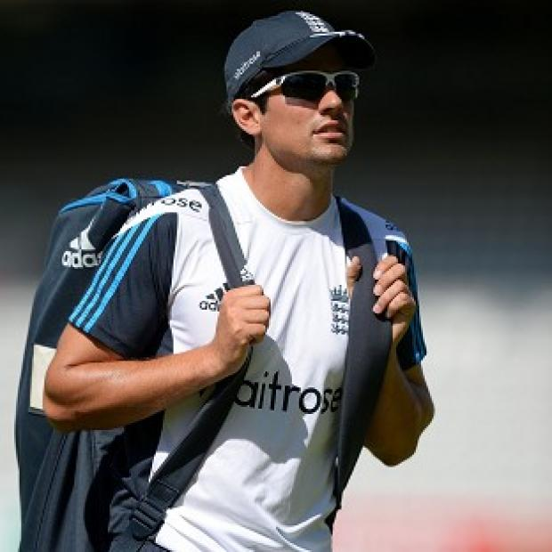 Burnley and Pendle Citizen: Alastair Cook, pictured, is surprised by the furore surrounding James Anderson