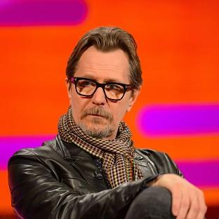 Gary Oldman stars in Dawn Of The Planet Of The Apes