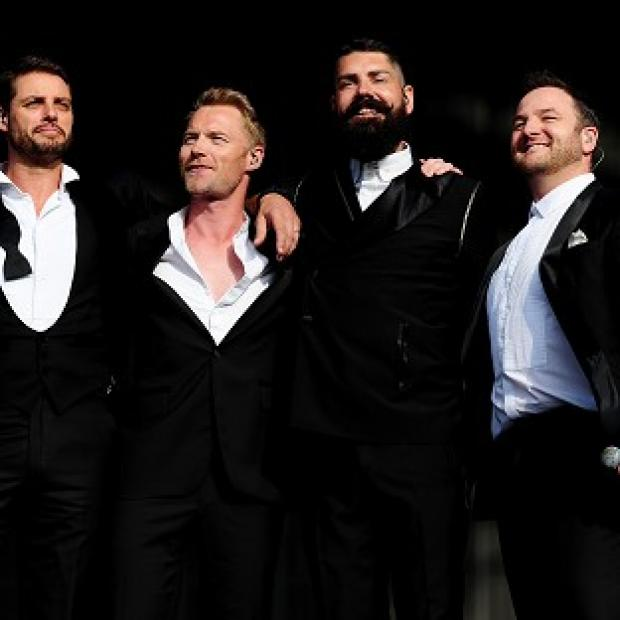 Burnley and Pendle Citizen: Boyzone are working on a Motown album