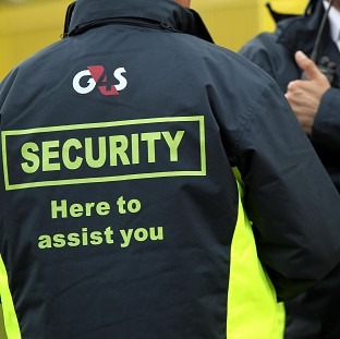 G4S is among those providing security at the Commonwealth Games