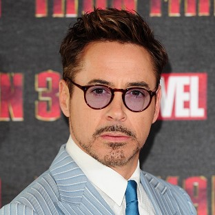 Robert Downey Jr has topped a list of the highest-earning actors in Hollywood for the second year running