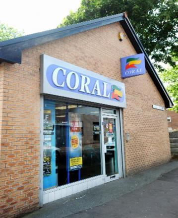 The Coral shop in Harry Potts Way