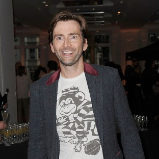 David Tennant says he can't wait to see Peter Capaldi as Doctor Who