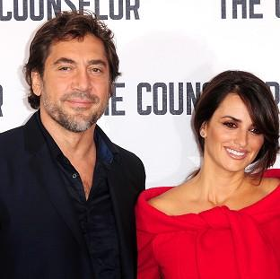 Javier Bardem and Penelope Cr