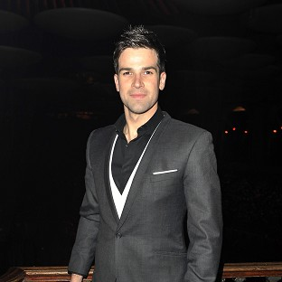 Gethin Jones has a crush on fellow former Blue Peter presenter Anthea Turner