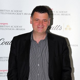 Steven Moffat said he has difficulty choosing when to write an actor out of Doctor Who