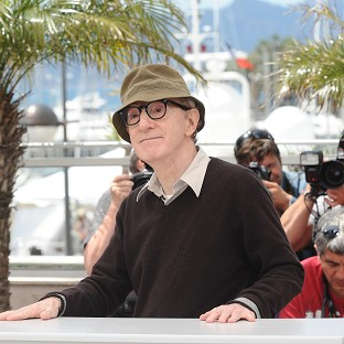 A man was arrested where Woody Allen is shooting his new film