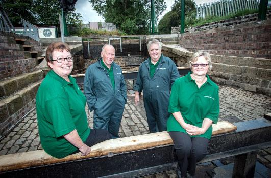 Historic Leeds and Liverpool Canal dock re-launched in Burnley