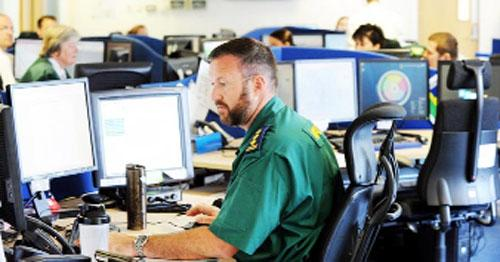 Emergency response to spike in Lancashire 999 calls