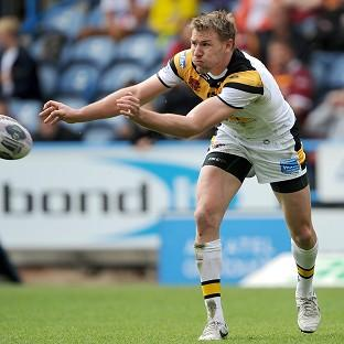 Michael Shenton is one of the few Castleford players with big-match experience