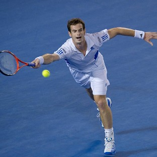 Murray to start 2015 in Perth
