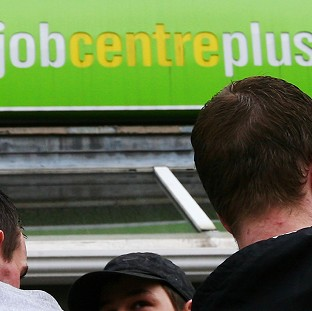 Unemployment total falls to 2.08m