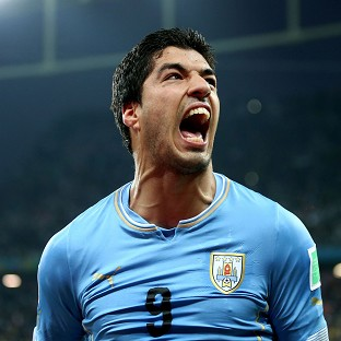 Luis Suarez's ban has been upheld although he is now able to train