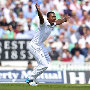 Chris Jordan picked up three wickets as England bowled out India for 148