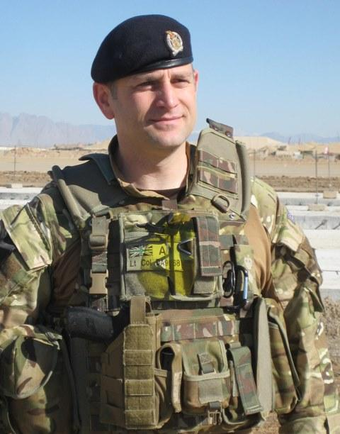 Former Nelson student is a top ranking legal officer in the Army