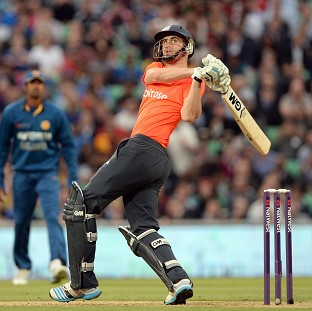 Alex Hales has been included in England's one day international squad