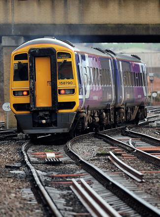 Criticism as rail travel looks to increase by 3.5%