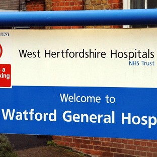 Two boys aged 15 and 17 were arrested on suspicion of murdering an 18-year-old man who died in Watford General Hospital