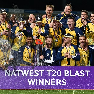 Birmingham Bears held their nerve to win the NatWest T20 Blast