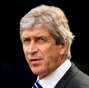 Manuel Pellegrini is convinced Manchester City have the strongest Premier League squad