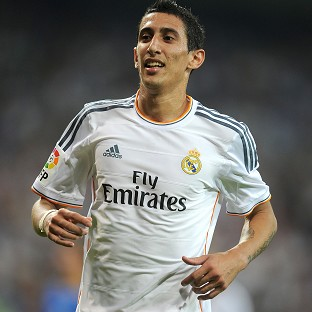 Angel Di Maria will undergo a medical before completing the move