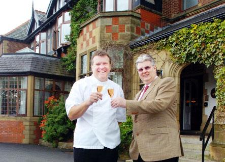 Two East Lancs restaurants in Good Food Guide's leading 50 eateries