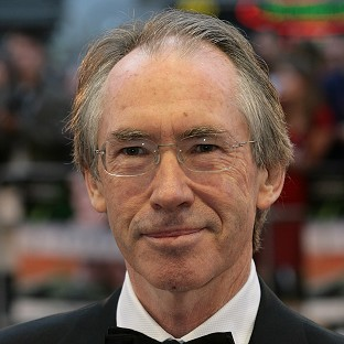 Author Ian McEwan has said he is concerned at the