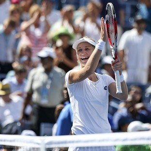 Makarova through to maiden semi
