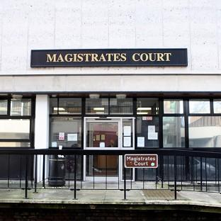 Fox was sentenced at St Albans Magistrates' Court