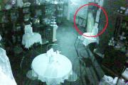 A 'ghostly' sighting