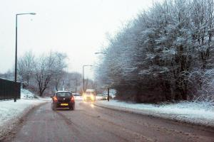 GRITWATCH 2015: Further school closures as fresh snow falls overnight