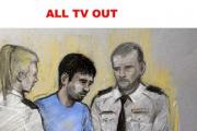 ALL TV OUT Court artist sketch of Nathan Matthews appearing at Bristol Magistrates' Court, where he was charged with the murder of his stepsister, Becky Watts (Elizabeth Cook/PA)