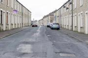 ORDEAL: The girl was snatched from Nairne Street, Burnley